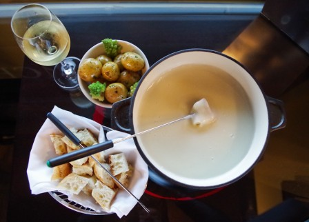 french cheese-fondue vancouver