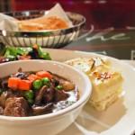 beef bourguignon special plat du jour