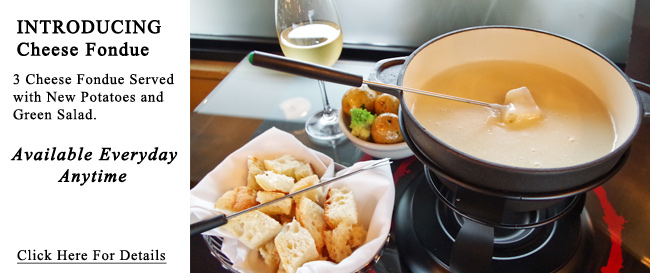 vancouver cheese fondue french