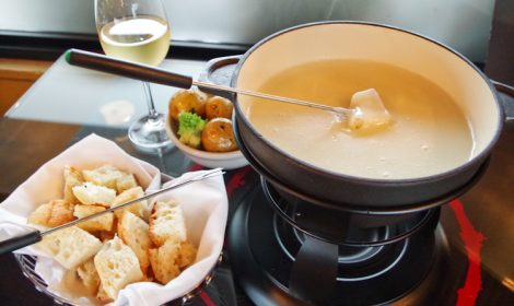 French Cheese Fondue Vancouver